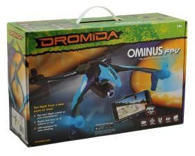 Квадрокоптер Dromida Ominus FPV UAV (зеленый)